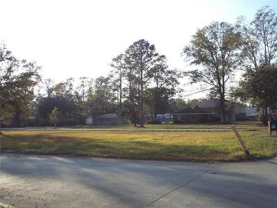 Slidell Residential Lots & Land For Sale: 1905 W Gause Boulevard