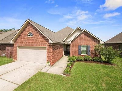 Madisonville Single Family Home For Sale: 40311 Maison Lafitte Boulevard