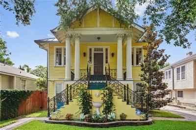 New Orleans Single Family Home For Sale: 5535 West End Boulevard