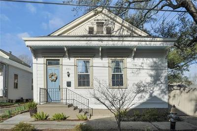 New Orleans Single Family Home For Sale: 401 S Pierce Street