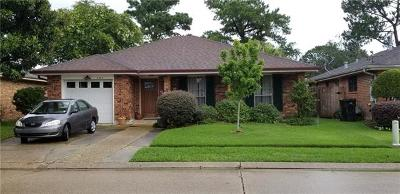 Kenner Single Family Home For Sale: 4236 Alabama Avenue