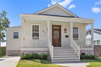 New Orleans Single Family Home For Sale: 1924 Rosary Drive