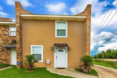 Destrehan, St. Rose Condo For Sale: 325 Ormond Meadows Drive #D