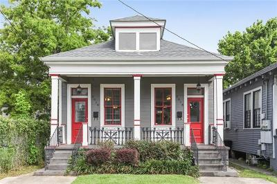 New Orleans Multi Family Home For Sale: 2016 Dante Street