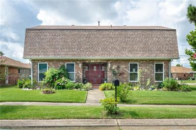 Metairie Single Family Home For Sale: 4632 Windsor Street