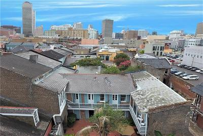 New Orleans Condo For Sale: 425 Burgundy Street #4