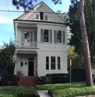 New Orleans Single Family Home For Sale: 4736 Prytania Street