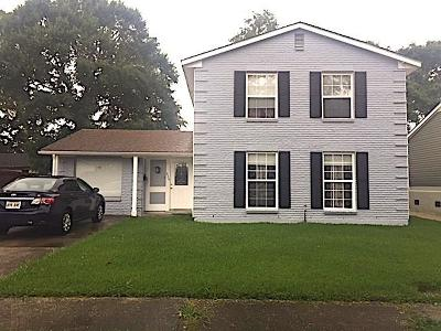 Gretna Single Family Home For Sale: 836 Mystic Avenue