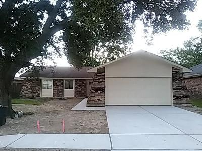 Harvey Single Family Home For Sale: 2445 Tattersall Drive