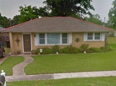 Arabi Single Family Home For Sale: 1617 Esteban Drive