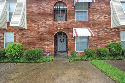 Metairie Condo For Sale: 4401 Barnett Street #B