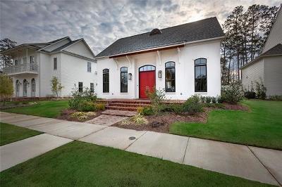 Covington Single Family Home For Sale: 116 Bay Tree Manor Drive
