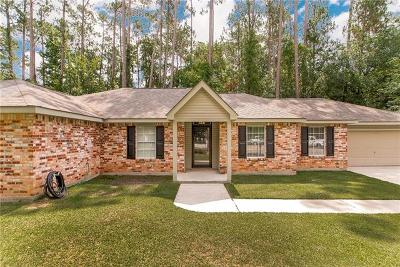 Single Family Home For Sale: 335 Colonial Court