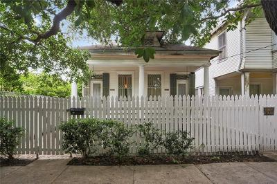 New Orleans Single Family Home For Sale: 1208 Valence Street