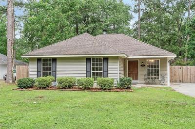 Single Family Home For Sale: 2434 Rue Toulander Street