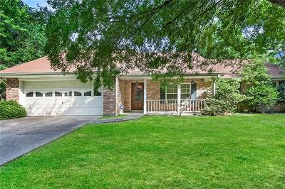 Slidell Single Family Home For Sale: 58233 Loblolly Lane