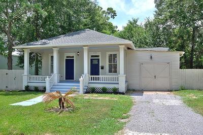 Slidell Single Family Home For Sale: 2739 Carey Street