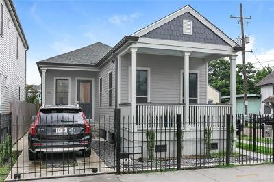 New Orleans Single Family Home For Sale: 3701 Annunciation Street