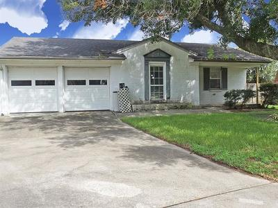 Metairie Single Family Home For Sale: 7121 Gillen Street