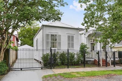New Orleans Single Family Home For Sale: 930 Bellecastle Street