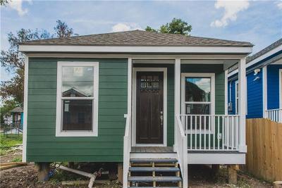 New Orleans Single Family Home For Sale: 8612 Cohn Street