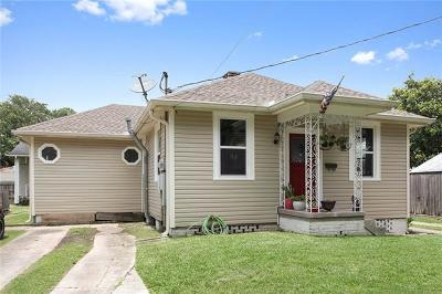 Metairie Single Family Home For Sale: 4509 Calumet Street