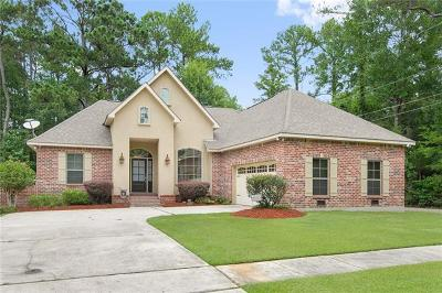Slidell Single Family Home For Sale: 300 Alan Circle