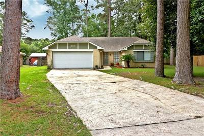 Single Family Home For Sale: 509 Laurel Oak Drive