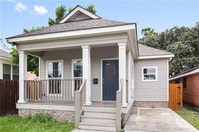 New Orleans Single Family Home For Sale: 2413 Gladiolus Street