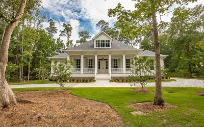 Covington LA Single Family Home For Sale: $1,550,000