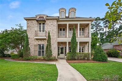 Mandeville LA Single Family Home Pending Continue to Show: $699,000