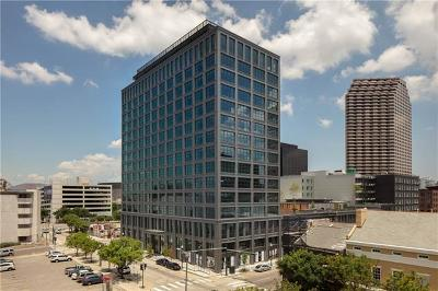 New Orleans Condo Pending Continue to Show: 1001 Julia Street #2G