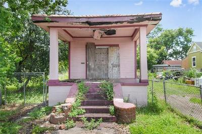 New Orleans Single Family Home For Sale: 719 Tricou Street