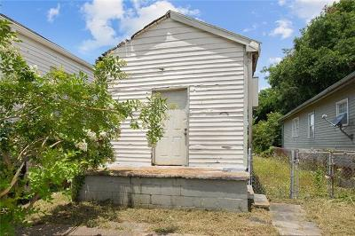 New Orleans Single Family Home For Sale: 622 Forstall Street