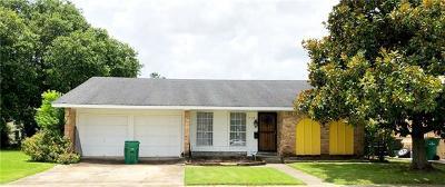 Gretna Single Family Home For Sale: 828 Kathy Street