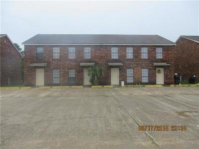Multi Family Home For Sale: 46038 Rufus Bankston Road