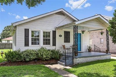 Metairie Single Family Home For Sale: 467 Focis Street