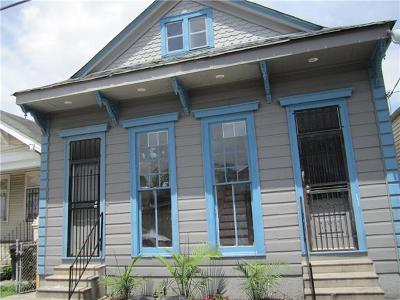 New Orleans Multi Family Home For Sale: 1220 Gallier Street