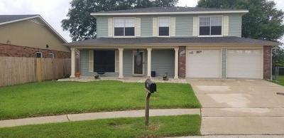 Single Family Home For Sale: 7810 Duke Court
