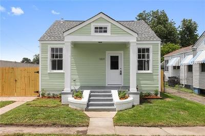 New Orleans Single Family Home For Sale: 1809 Treasure Street