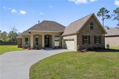 Single Family Home For Sale: 3182 Highway59 Highway
