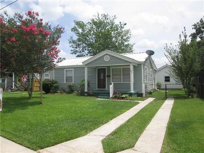New Orleans Single Family Home For Sale: 4621 Gallatin Street