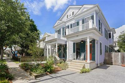 New Orleans Single Family Home For Sale: 1110 General Pershing Street