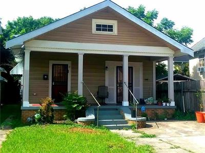 New Orleans Multi Family Home For Sale: 2569 Gladiolus Street