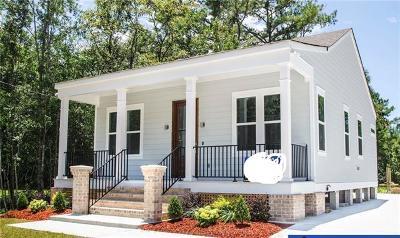 Slidell Single Family Home For Sale: 57289 Allen Road