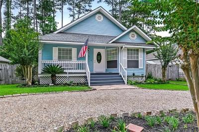 Single Family Home For Sale: 1089 Eola Street