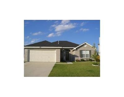 Slidell Rental For Rent: 237 Goldenwood Drive