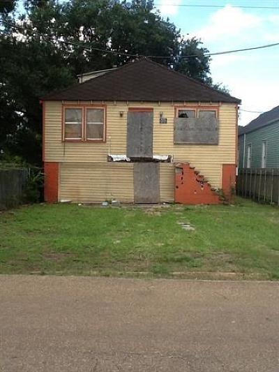 New Orleans Multi Family Home For Sale: 5427 Dauphine Street