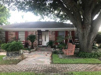 Single Family Home For Sale: 4309 Courtland Drive