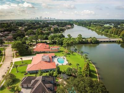 New Orleans Single Family Home For Sale: 4918 Bancroft Drive
